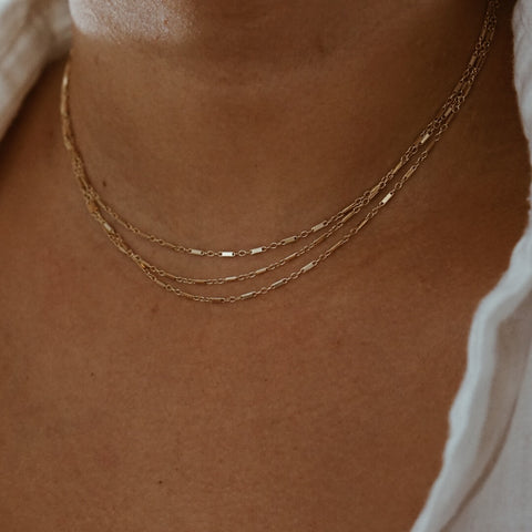 Swing Choker Necklace