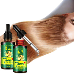 Essential Dry and Damaged Hair Oil