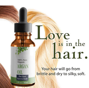 Moisturizing Pure Hair Oil
