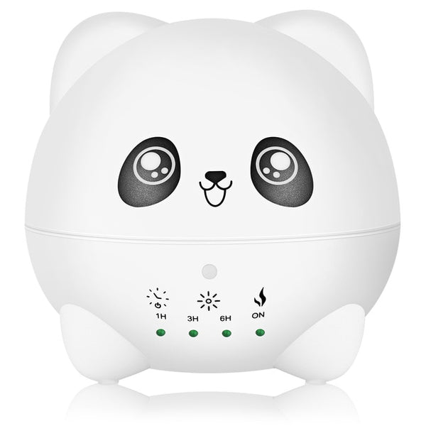 Humidifier With LED Light