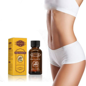 Ginger Body Massage Oil