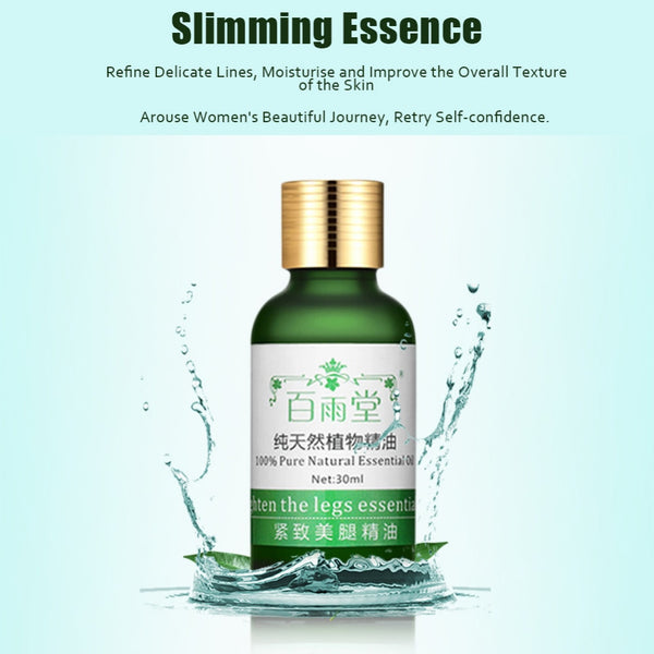 Effective Body Slimming Oil