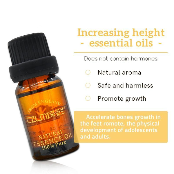 Increasing Height Oil