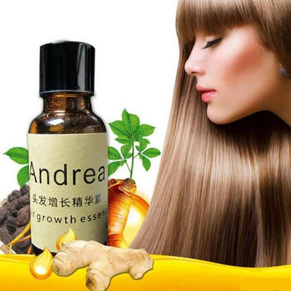 Faster Grow Hair Ginger Oil
