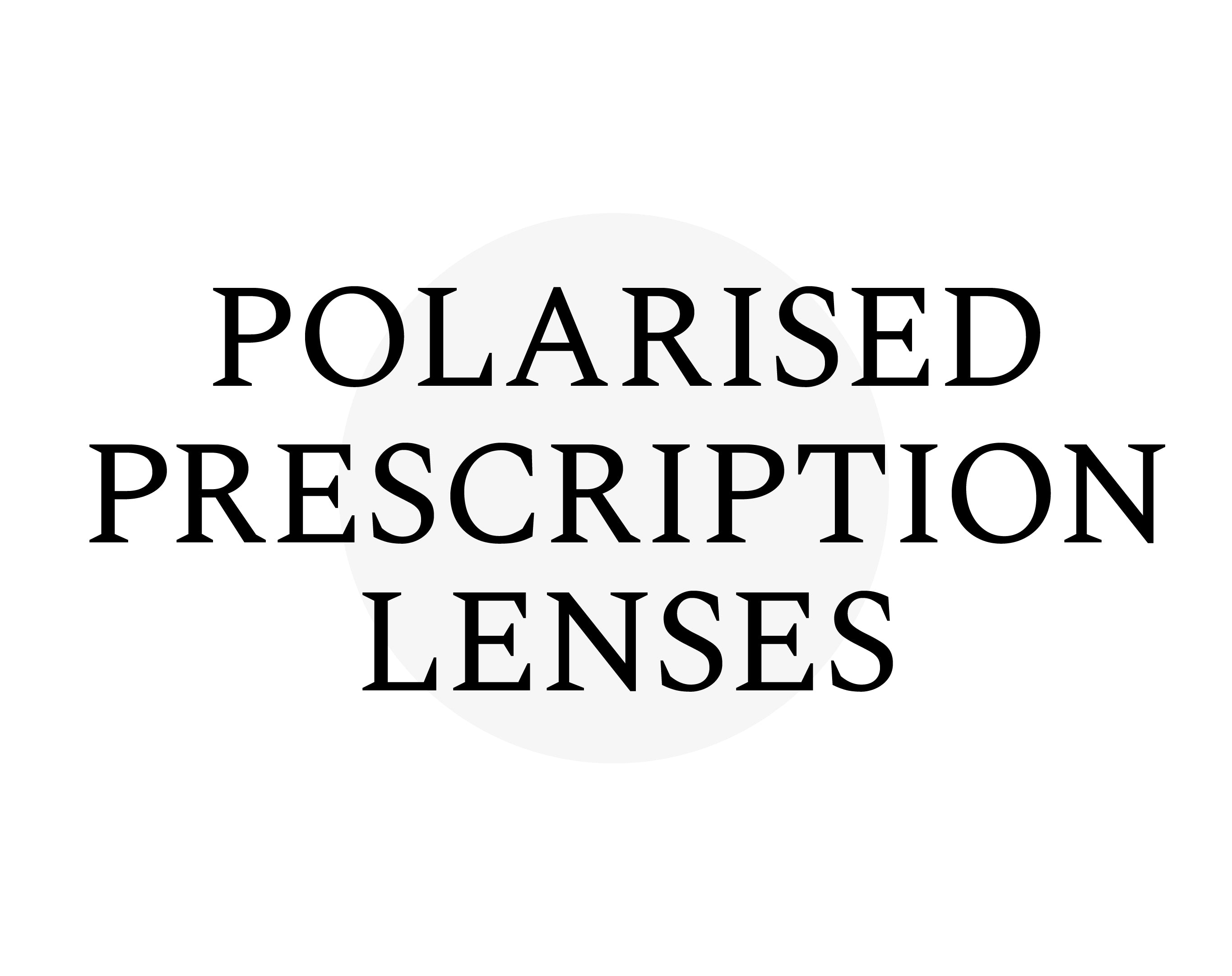 Prescription Sun Lenses