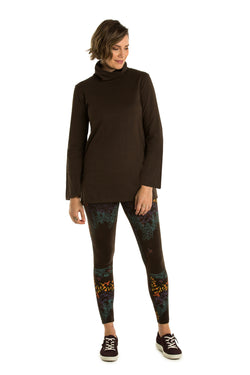 Turtle Neck Fleece Jumper - Pre-order