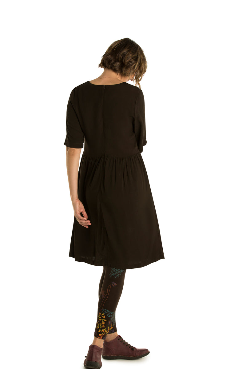Panelled Dress - Pre Order