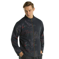 Reversible Bamboo Fleece Jacket- Mens version - Pre-order