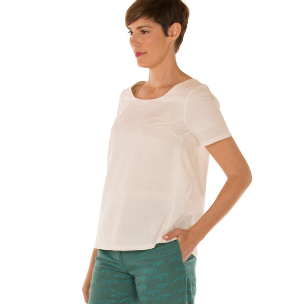 Box Sleeve Top