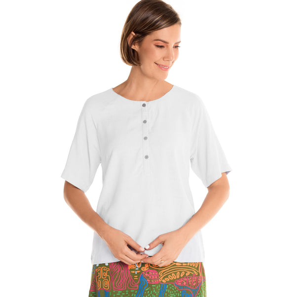 Woven Bamboo Box Top - Plain