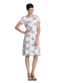 SALE :: Printed Audrey Dress