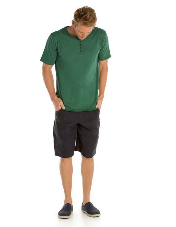 Mens Slim Fit Short