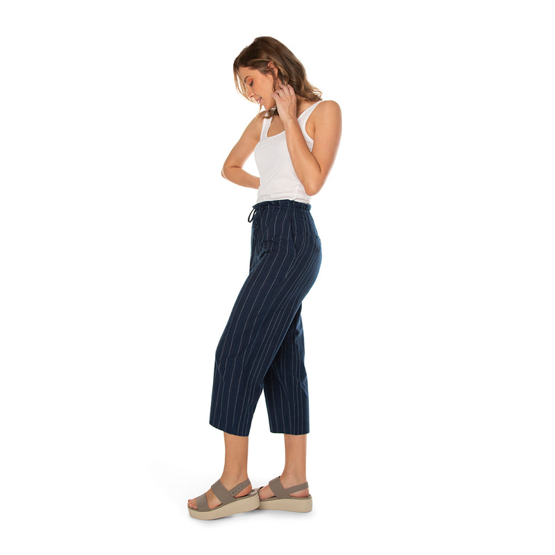 Tapered Handloom Pant
