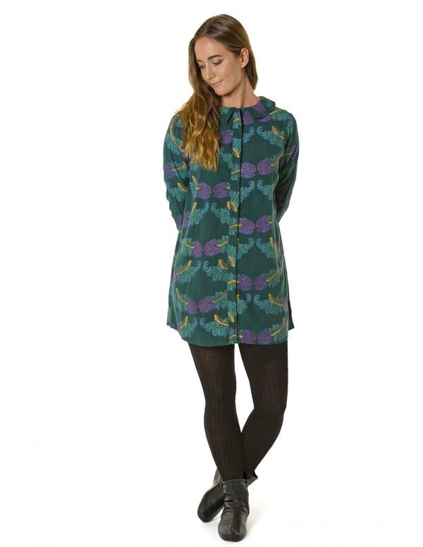 Shirt Dress - Full length Sleeve