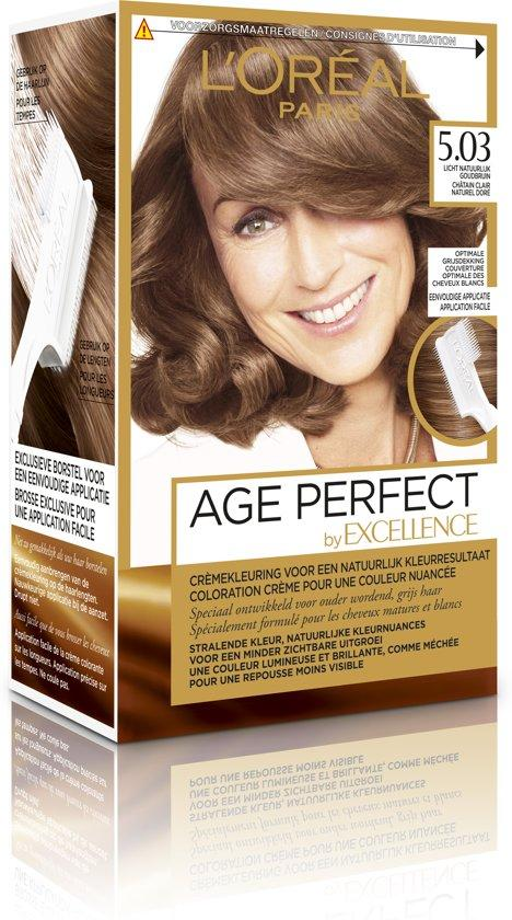 Excellence Age Perfect 5.03 Licht Goudbr