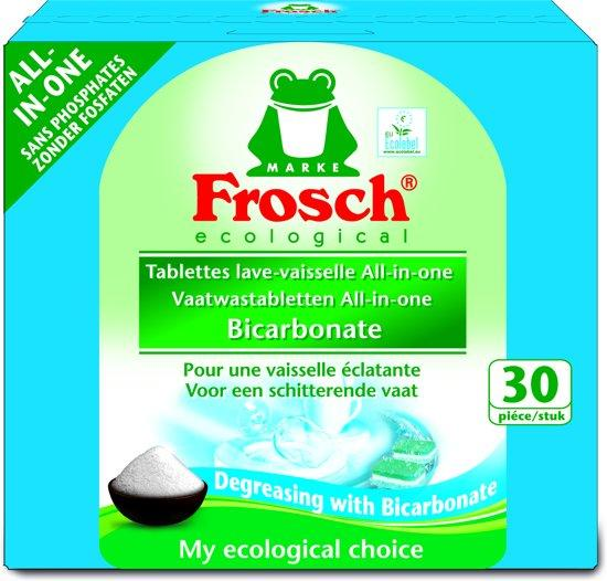 Frosch Vaatwastabletten All-in-One 30st