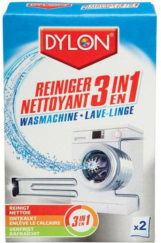 Dylon Wasmachine Reiniger 3 In 1