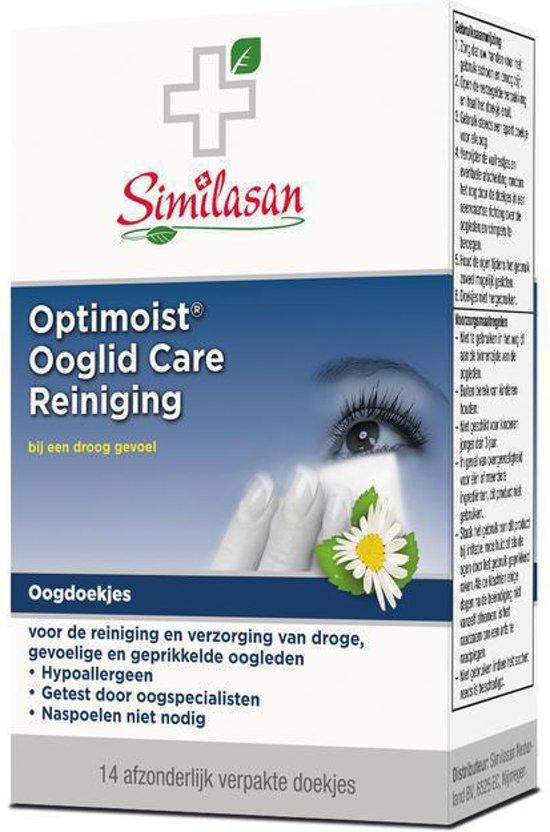 SIMILASAN OPTIMOIST OOGLID CARE DOEKJES