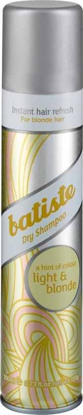 Batiste Droogshampoo 200 ml Brill. Blond