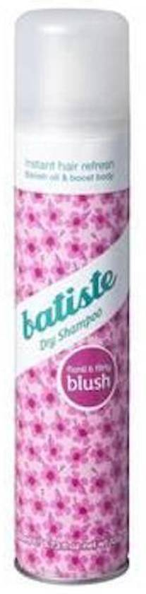 Batiste Droogshampoo 200 ml Blush