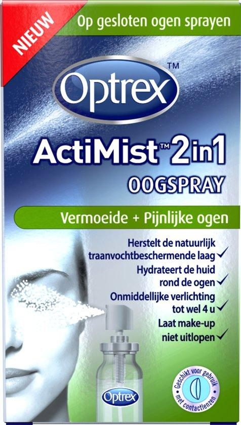 OPTREX OOGSPRAY ACTIMIST TIRED EYES