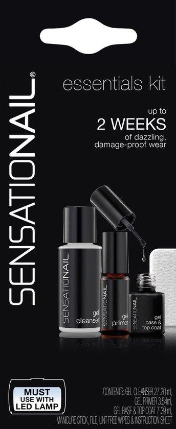 Sensationail Essential Kit