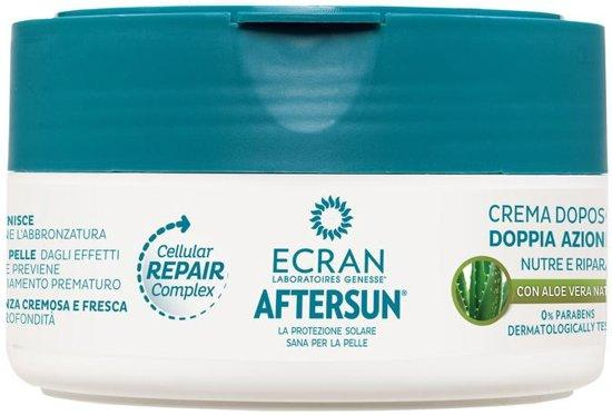 ECRAN AFTERSUN DOUBLE ACTION ALOE VERA POT