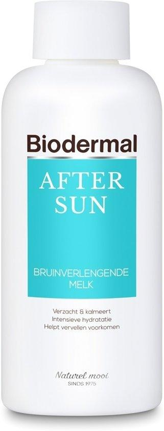 BIODERMAL AFTERSUN MELK BRUINVERLENGEND