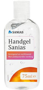 Sanias Handgel