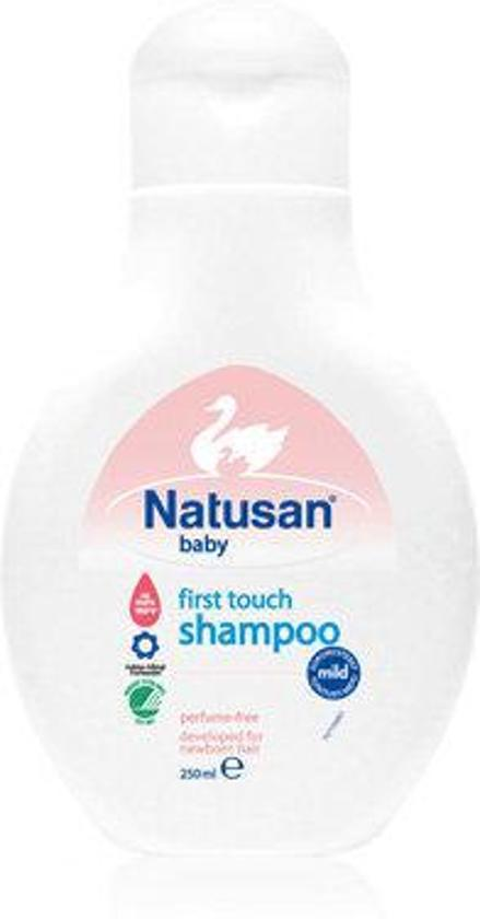 Natusan First Touch Shampoo 250 ml