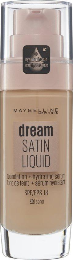 Maybelline Foundation Dream Satin 030