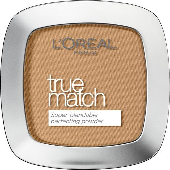 L'Oreal Foundation True Match Powder W7