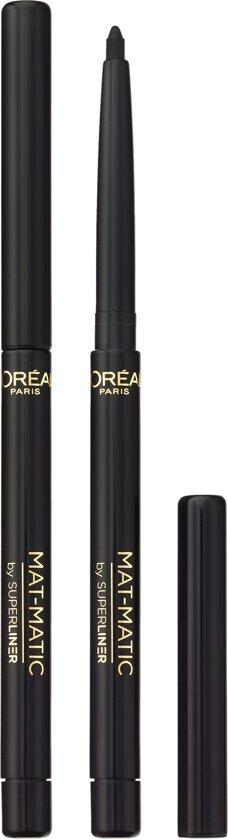 L'Oreal Eyeliner Super Liner Matic Black