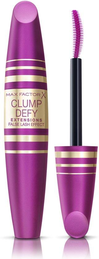 Max Factor Mascara Clump Defy Ext Black