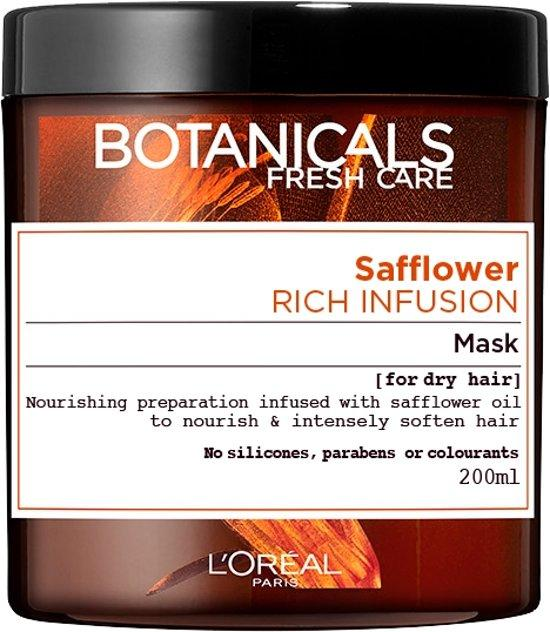 Botanicals Masker 200 ml Safflower Rich