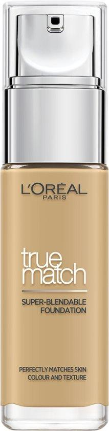 L'Oreal Foundation True Match 4.D/4.W