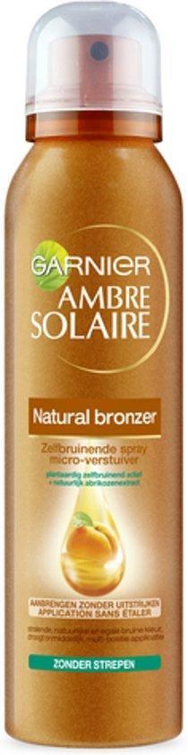 AMBRE SOL NATURAL BRONZER SPRAY