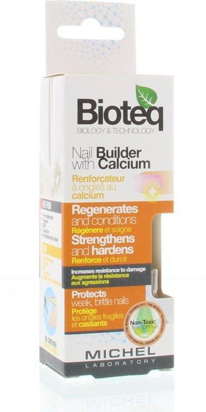 Bioteq Nail Builder With Calcium