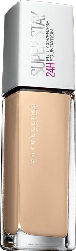 Maybelline Foundation Superstay 24H 020