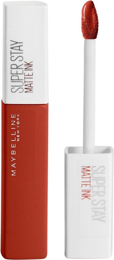 Maybelline Lipstick S.Stay Matte Ink 117