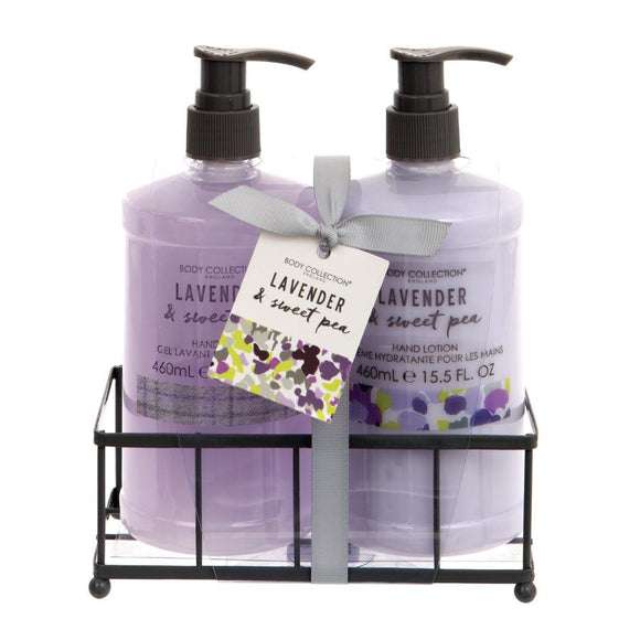 Body Collection GSV Lavender Hand Duo