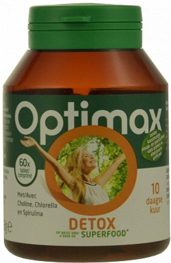 Optimax 10 Daagse Detox Kuur