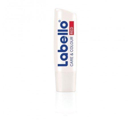 Labello Care & Colour Red Stick