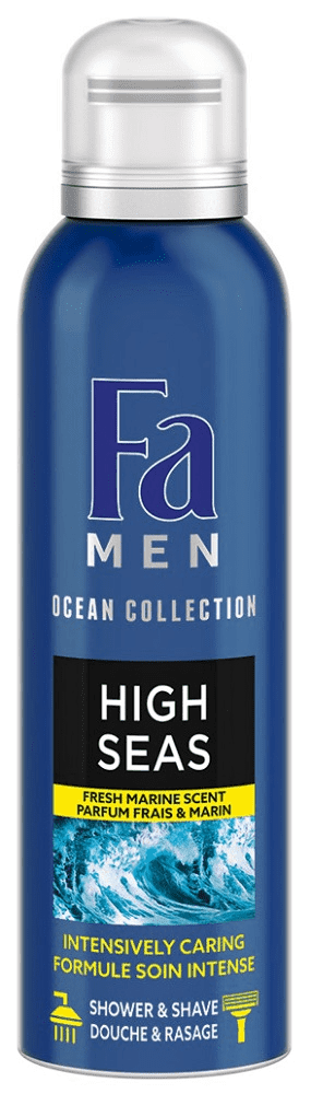 Fa Douchefoam 200 ml High Seas