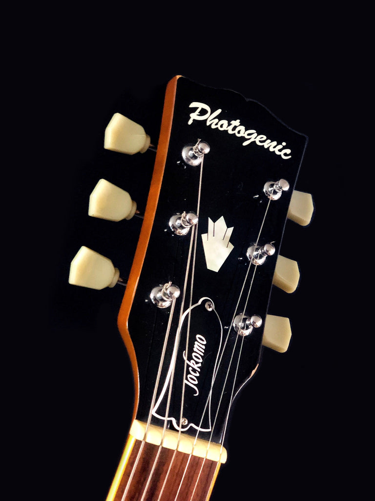 Jockomo's Custom Truss Rod Covers