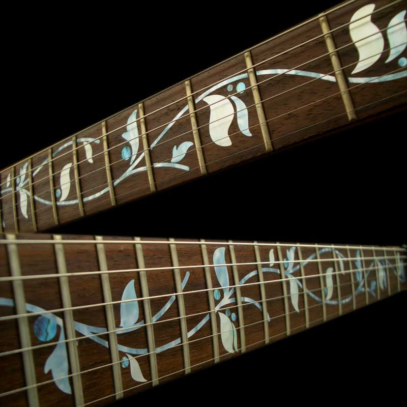 Tree Of Life Custom Fret Markers Inlay Stickers Decals For Guitar - Inlay Stickers Jockomo