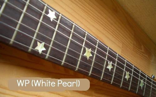Everly Brothers Star Fret Markers Inlay Stickers Decals