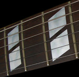 Double-Parallelogram 175 Style Block Fret Markers Inlay Stickers Guitar