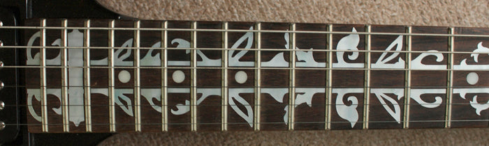 Bob Weir's Tree of Vine - Fret Markers for Guitars - Inlay Stickers Jockomo