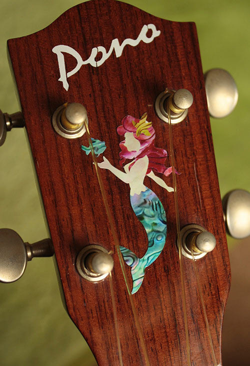 Little Mermaid - Inlay Stickers Jockomo